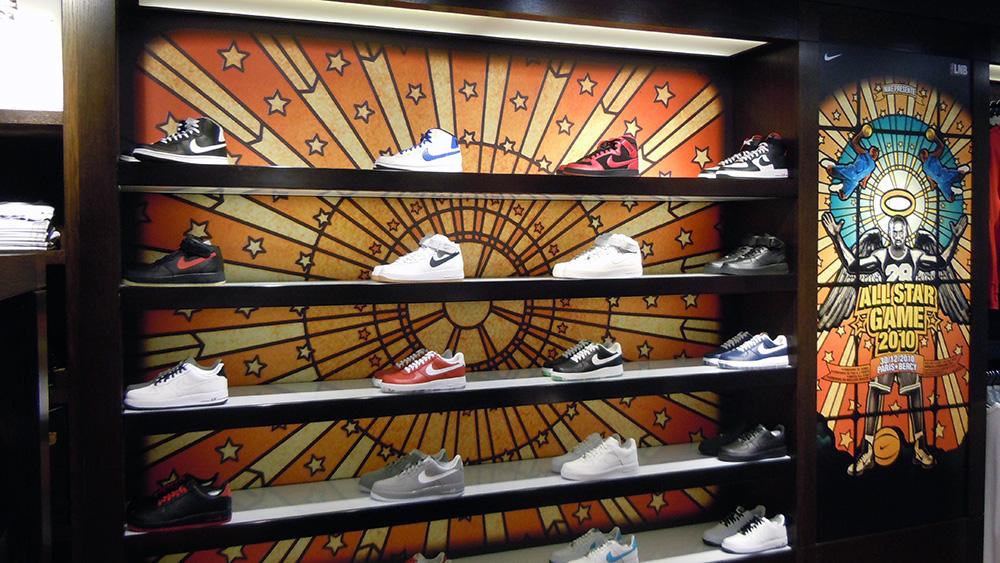 decor boutique magasin pvc adhesif