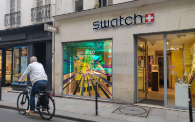 Nouvelle Campagne Swatch Spectrum