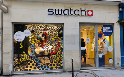 Campagne Swatch Keith Haring & Disney